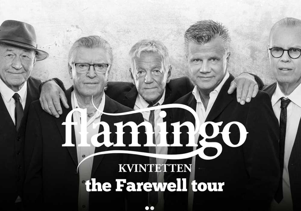 HwitanFlamingokvintetten – The Farewell Tour